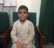 Ali Haider Bashir